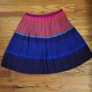 Elle Striped Skirt